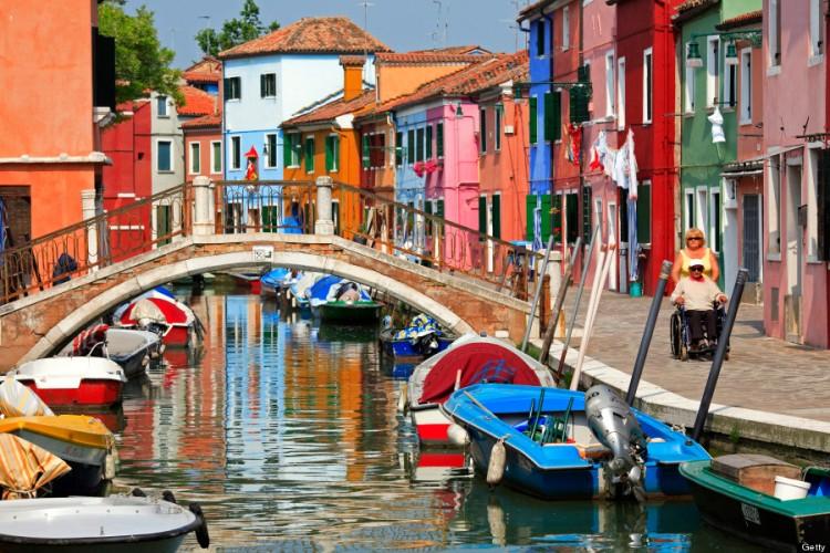 Burano_near Venice