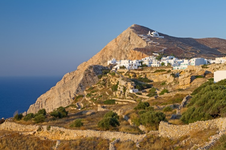 Folegandros Island, Greece