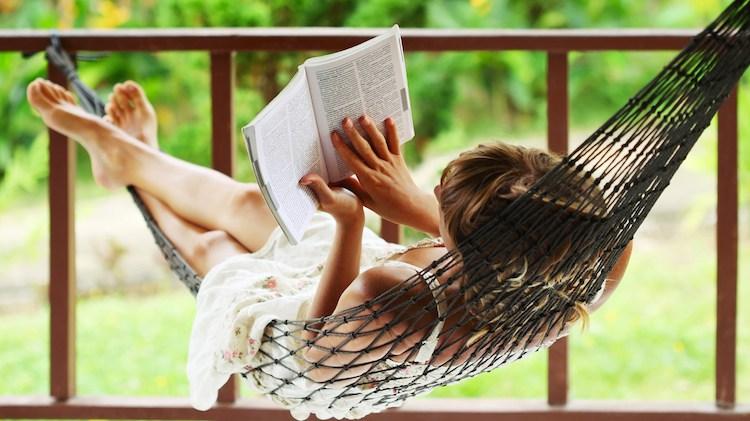 Summer_reading Hammock