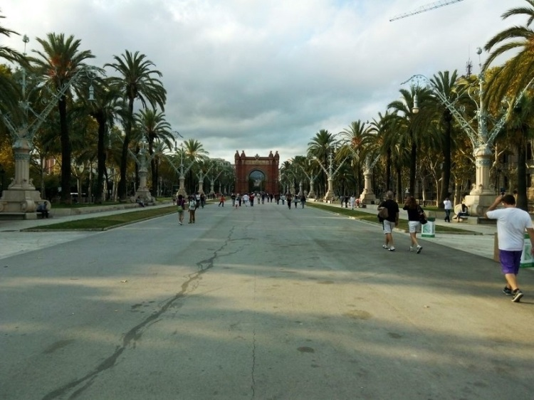 Arc de Triumf_Barcelona