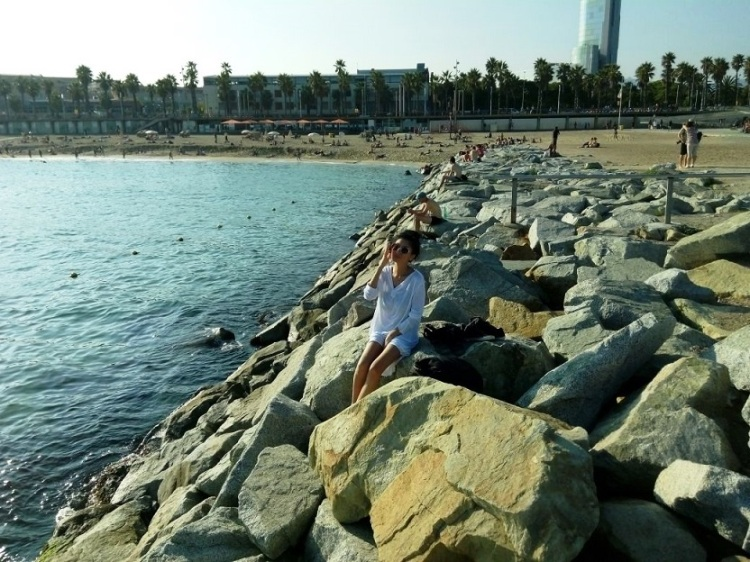 La Barceloneta_beach