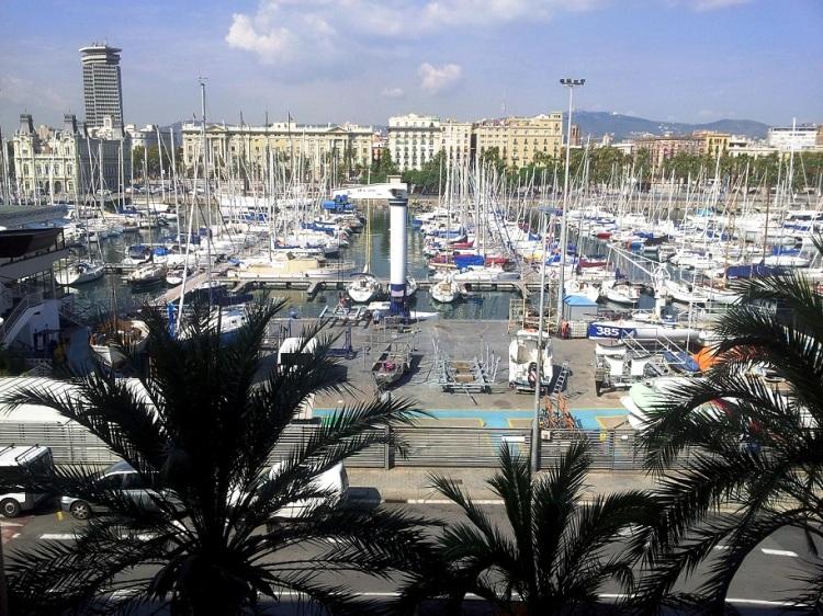 Port_Barcelona
