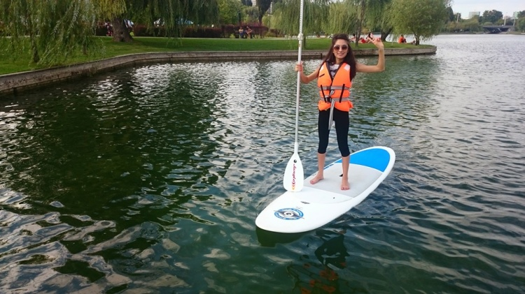 stand up paddle SUP travel