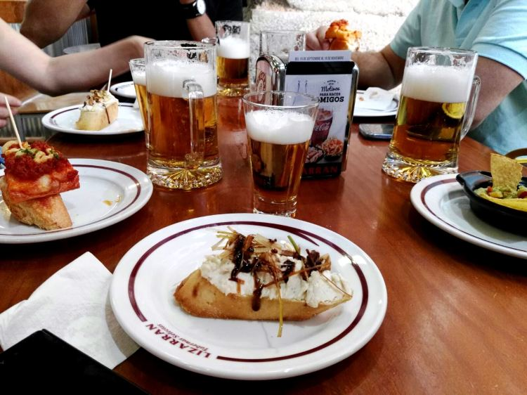 food-drink-spain-madrid-traditional