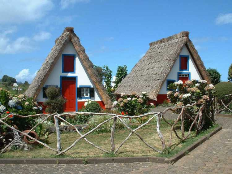 Madeira-Houses