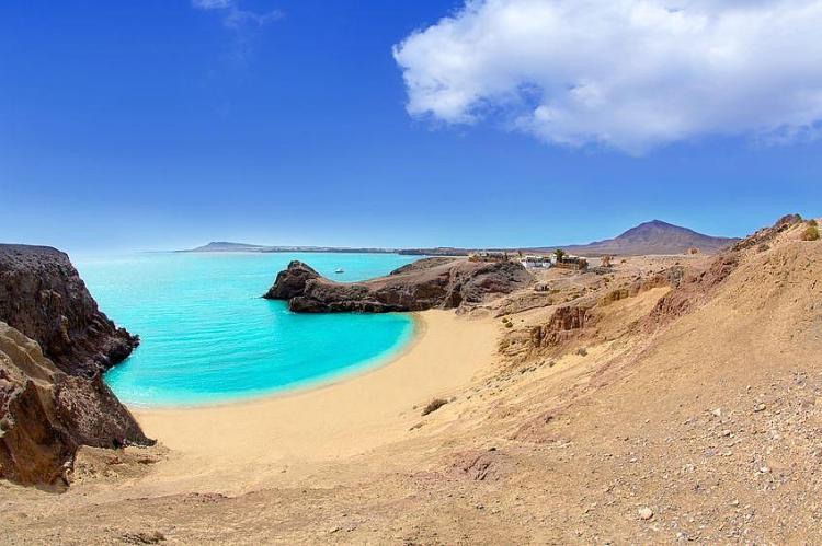papagayo beach_Lanzarote