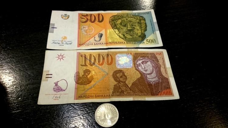 macedonian-denar