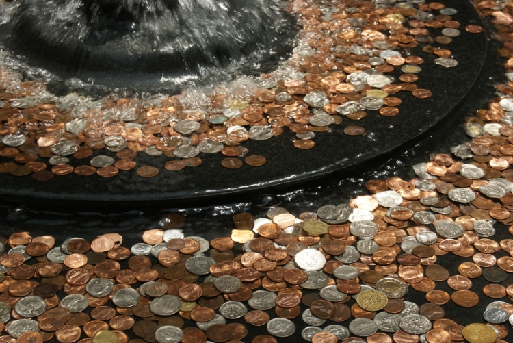 fountain-coins-value