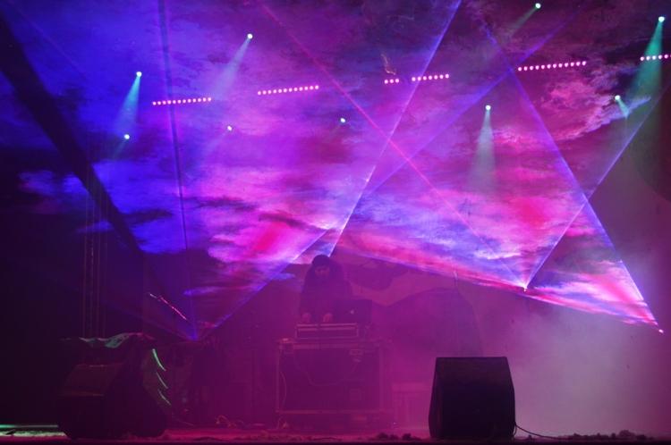 show-de-lasere