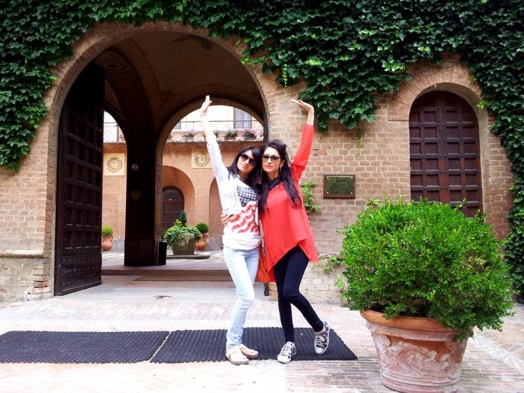 Milano_Castello di san gaudenzio