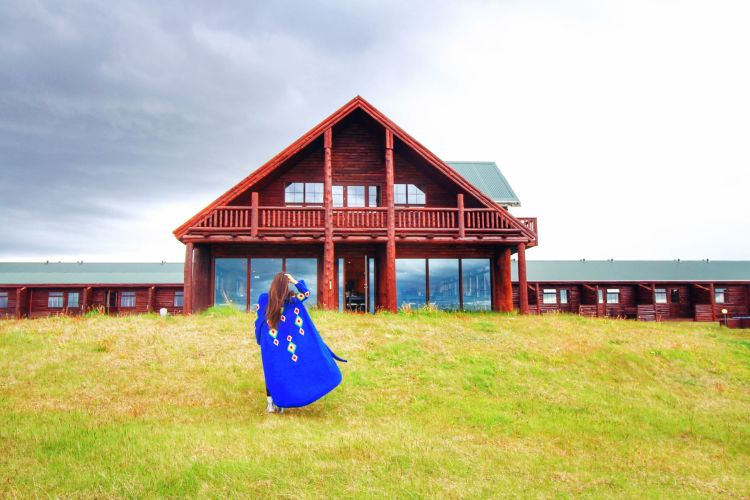 Islanda - Hotel Ranga_prinlume