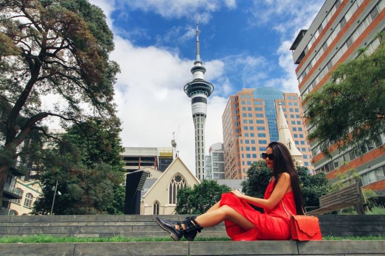 Noua Zeelanda - Auckland