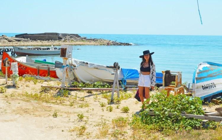 The Hat Wanderer Romania In weekend 2 mai plaja