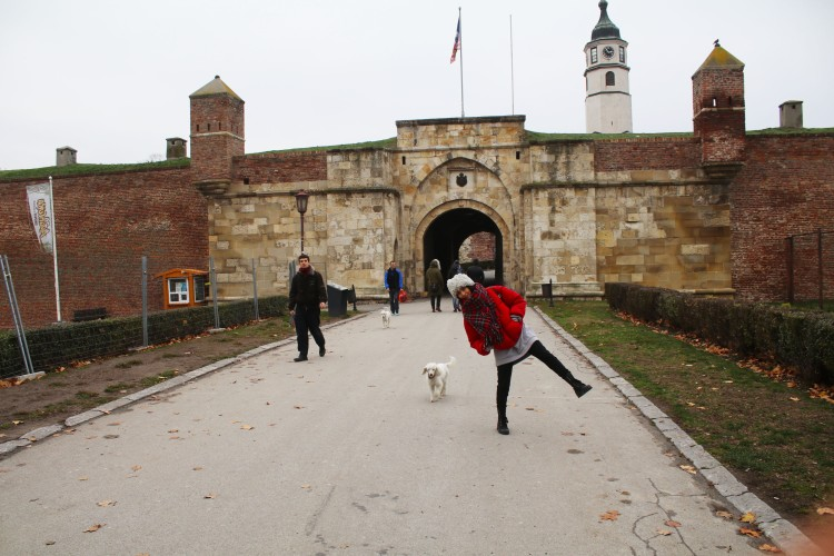 fortress serbia belgrade