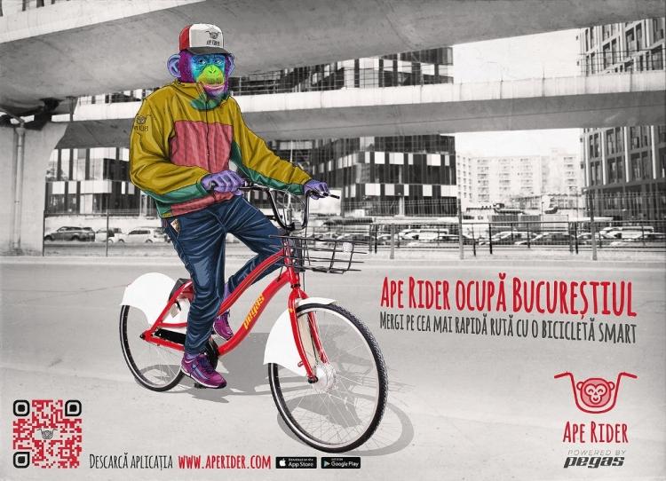 Ape rider_Bucuresti