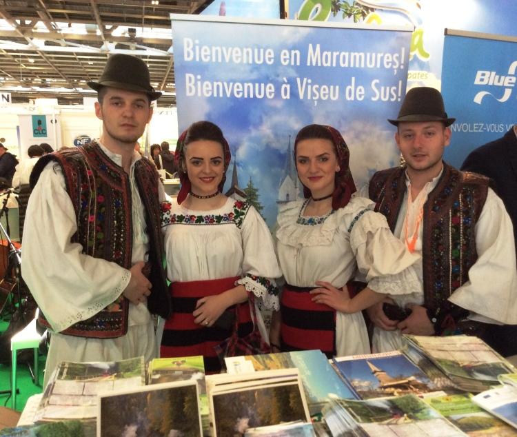 Salonul Mondial de Turism de la Paris