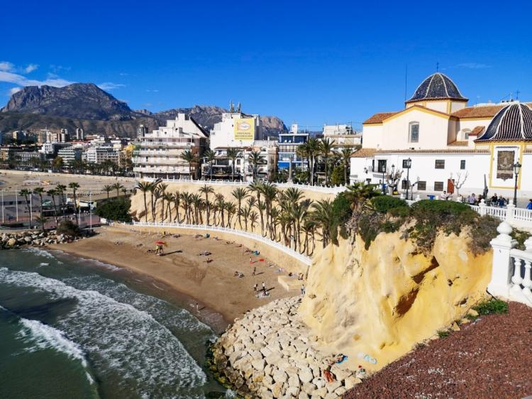 Benidorm_Costa Blanca_Spain